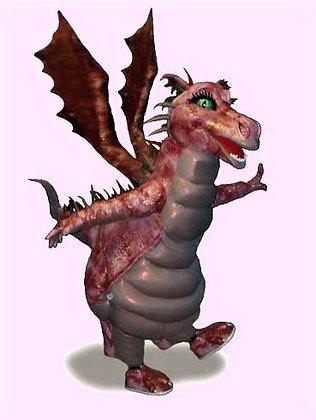 ростовая кукла дракон , ростовая кукла купить, карнавальный костюм, товары для праздника