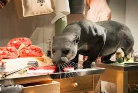 ОБЬЕМНАЯ ФИГУРА крыса