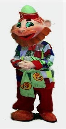 ростовая кукла Мужичок человеккарнавальный костюм, товары для праздника