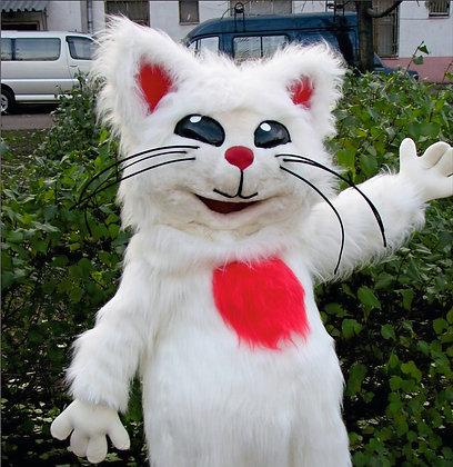 ростовая кукла кот
