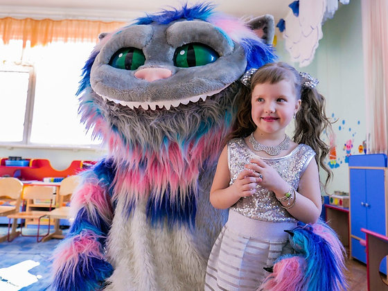 товая кукла кот чеширский, ростовых кукол, ростовые куклы,карнавальный костюм, товары для праздника