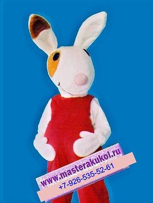 ростовая кукла заяц Заяц ростовых кукол,карнавальный костюм, товары для праздника