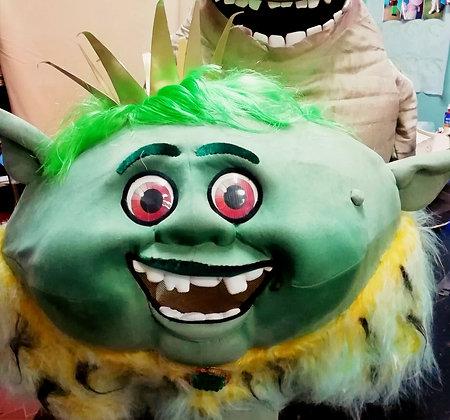 Ростовая кукла Тролль., ростовых кукол,ростовая кукла купить,карнавальный костюм, товары для праздника