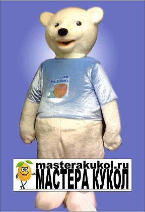 ростовая кукла медведь,карнавальный костюм, товары для праздника