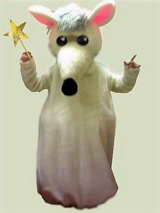ростовая кукла Мышь волшебницаростовая кукла,карнавальный костюм, товары для праздника, ростовых кукол