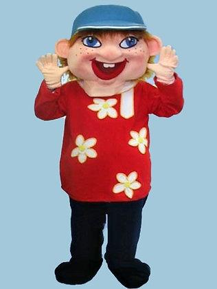 ростовая кукла Егорка