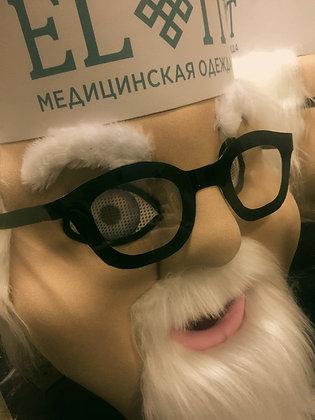 Ростовая кукла Доктор. Отдельно- голова