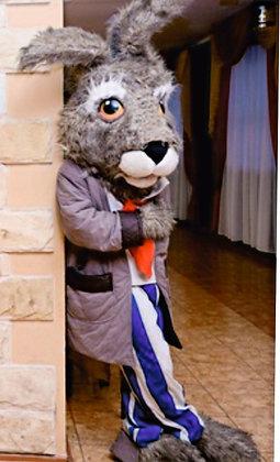 ростовых кукол, ростовая кукла кролик,карнавальный костюм, товары для праздника