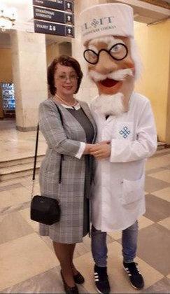 ростовая кукла доктор врач