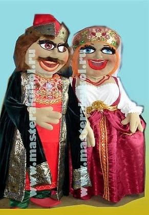ростовые  куклы,карнавальный костюм, товары для праздника