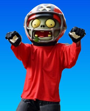 ростовая кукла Монстр (Зомби игроки)