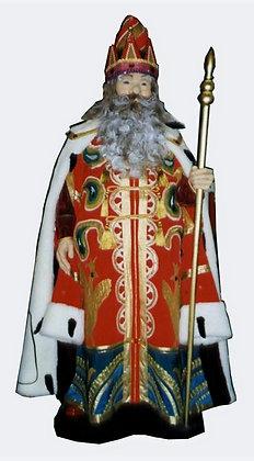 ростовая кукла Царь,карнавальный костюм, товары для праздника