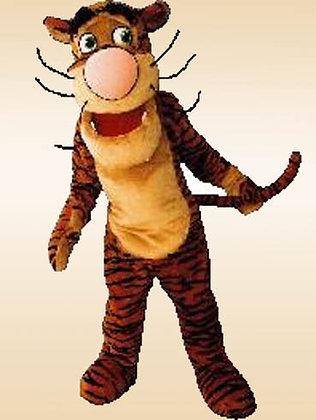 ростовая кукла тигрростовая кукла,карнавальный костюм, товары для праздника, ростовых кукол
