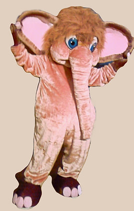 ростовая кукла слон, ростовых кукол