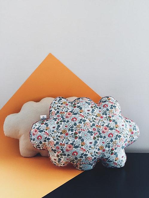 Coussin — fleurs