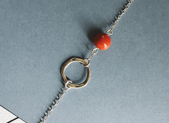 Bracelet NILAJA— graine Pipitio