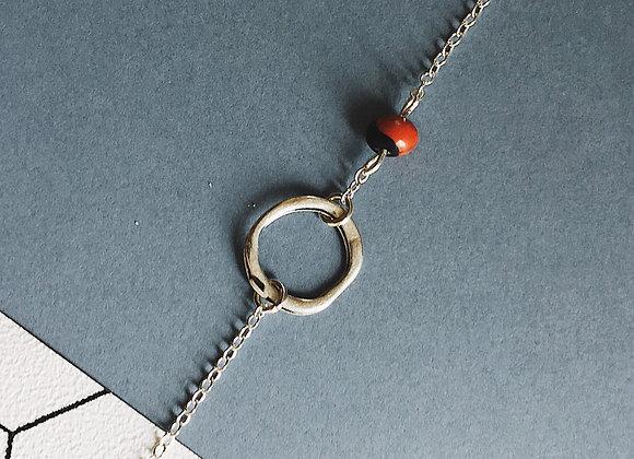 Bracelet NILAJA— graine Piniù