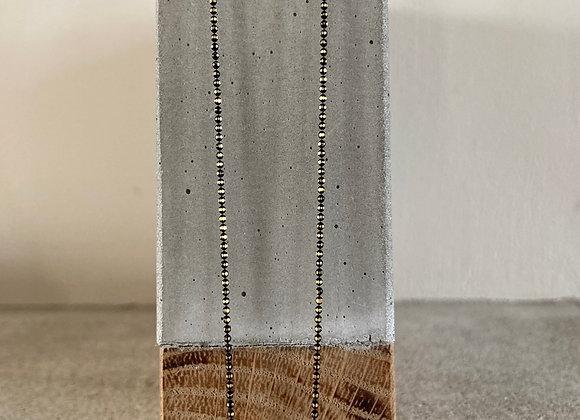 Collier AIATA • graine des Tonga
