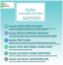 HyGin Products