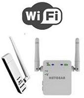 Carte et prolongateur de réseau sans-fil