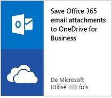 Flow email attachment in OneDrive