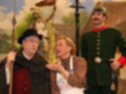 Egon Biscan, Mona Freiberg & Andreas Kern