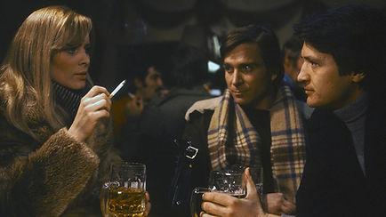 """""""Bitte ein Autogramm"""" - Polizeiinspektion 1 Helga, Helmut Heinl (Elmar Wepper, Mitte) und Robert (Christian Quadflieg)"""