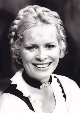 Mona Freiberg beim Komödienstadl