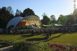 CVT auf der Landersgartenschau  2010