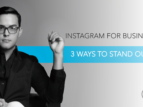 3 Ways to Stand out on Instagram