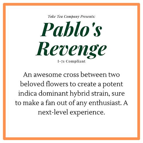 Pablo's Revenge (Hybrid/Indica)