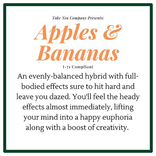 Apples & Bananas (Hybrid)