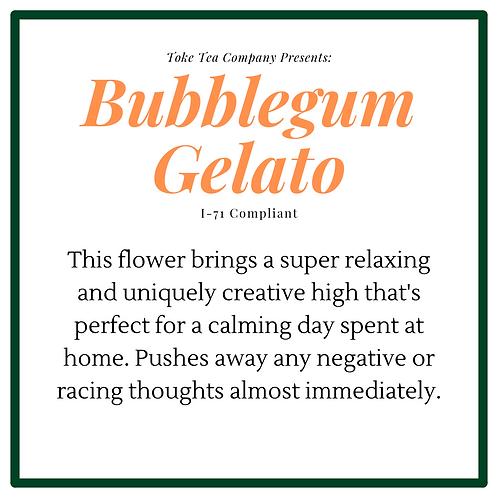 Bubblegum Gelato (Hybrid/Indica)