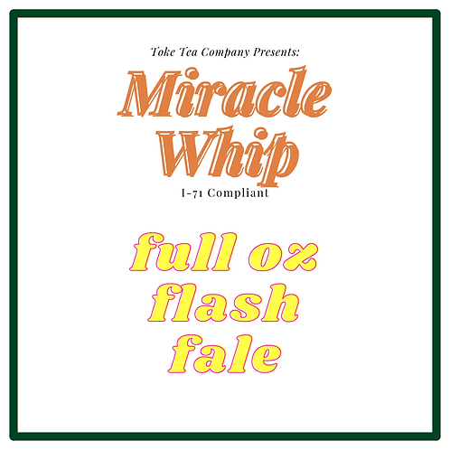 $200 OZ FLASH SALE! (Miracle Whip, Hybrid)