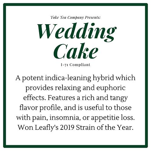 Wedding Cake (Hybrid/Indica)
