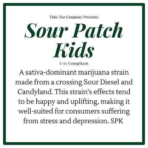 Sour Patch Kids (Sativa)