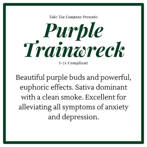 Purple Trainwreck (Sativa)