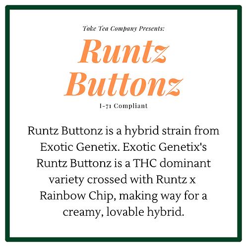 Runtz Buttonz (Hybrid)