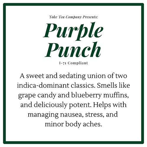 Purple Punch (Indica)