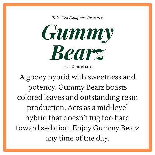 Gummy Bearz (Hybrid)