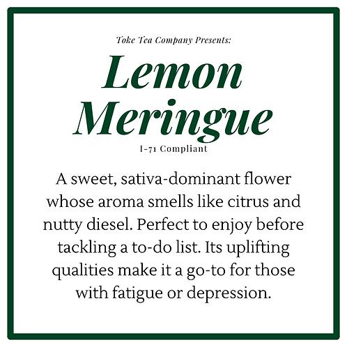 Lemon Meringue (Sativa)