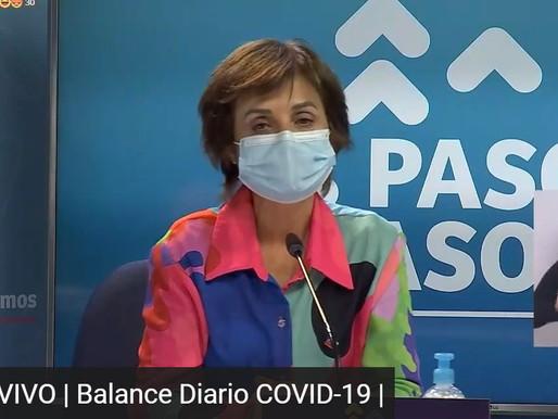 GOBIERNO CONFIRMA NUEVO CASO DE VARIANTE DELTA EN CHILE