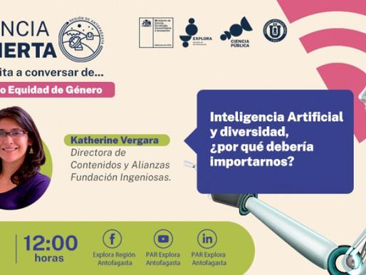 LA IMPORTANCIA DE LA INTELIGENCIA ARTIFICIAL Y LA DIVERSIDAD