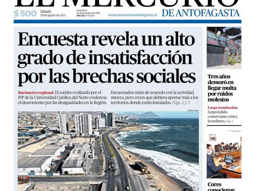 PORTADAS DE LA PRENSA ESCRITA LOCAL PARA HOY SÁBADO 28 DE AGOSTO