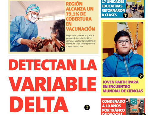 PORTADAS DE LA PRENSA ESCRITA LOCAL PARA HOY MARTES 10 DE AGOSTO