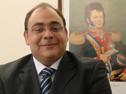CARLOS LOPEZ VUELVE A LA ESCENA PÚBLICA, ASUME COMO JEFE DE GABINETE DEL INTENDENTE DE ANTOFAGASTA