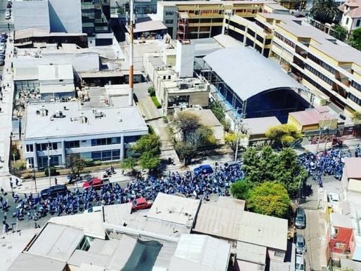 [VIDEOS Y FOTOS] HERMOSA Y MULTITUDINARIA MARCHA EN ANTOFAGASTA A FAVOR DE UNA LEY PARA EL AUTISMO