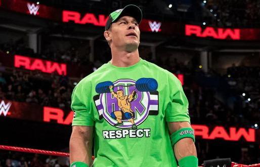 John Cena confirma su regreso a WWE