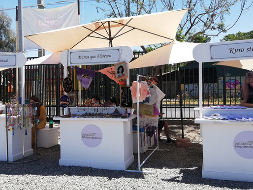 26 comerciantes participarán en Feria Patio de Emprendedores en Antofagasta