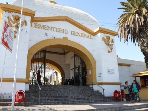 180 NUEVOS NICHOS SE CONSTRUIRÁN EN EL CEMENTERIO GENERAL DE ANTOFAGASTA